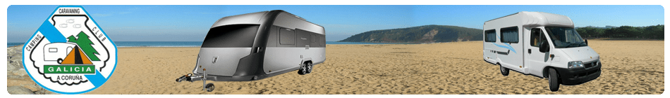 Camping Caravaning club Galicia A Coruña